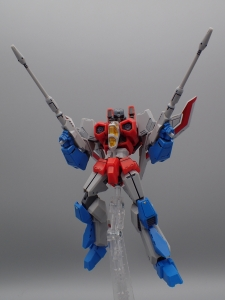 Flame Toys 風雷模型 トランスフォーマー スター・スクリーム (45)