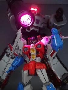 Flame Toys 風雷模型 トランスフォーマー スター・スクリーム (58)