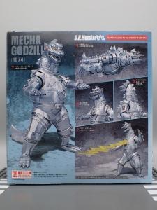 魂ウェブ商店 S H MonsterArts メカゴジラ 1974 (3)