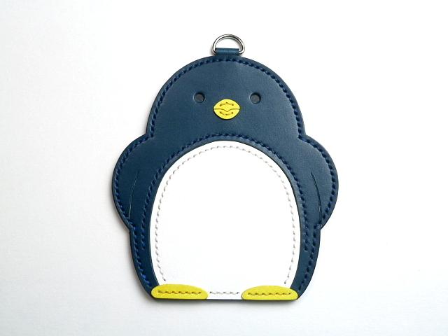 ペンギンのパスケース