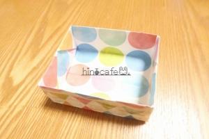 折り紙弁当1