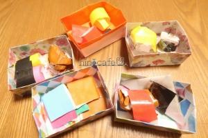折り紙弁当3