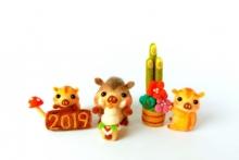 迎春2019猪-1