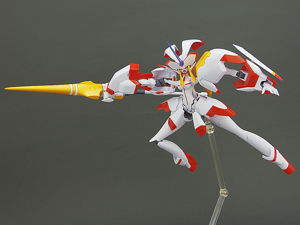 ROBOT魂 ストレリチア43