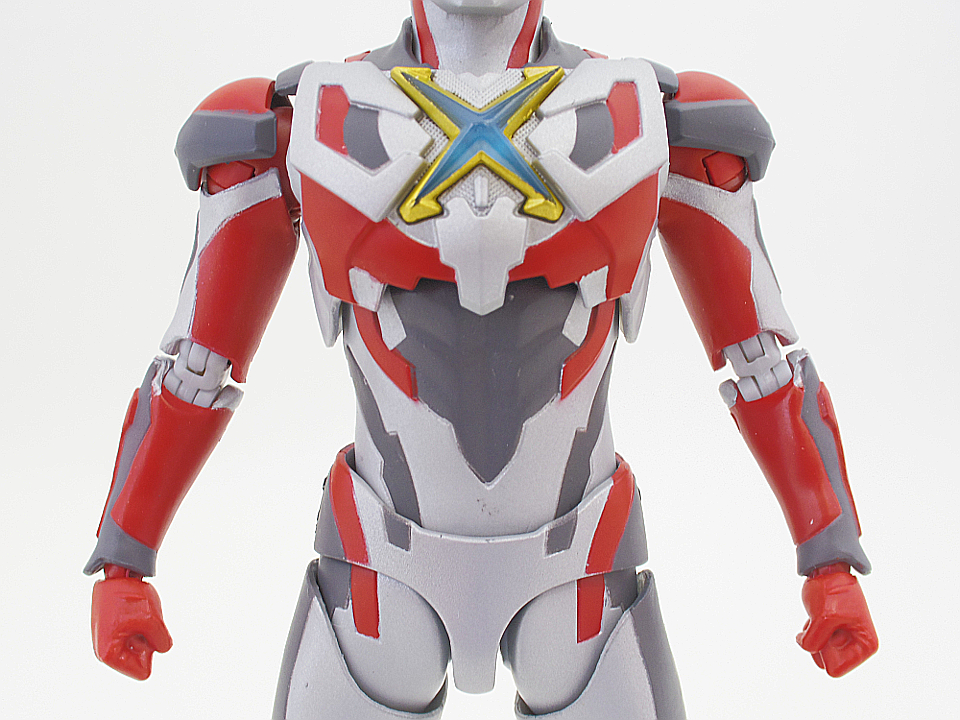 SHF ウルトラマンX10