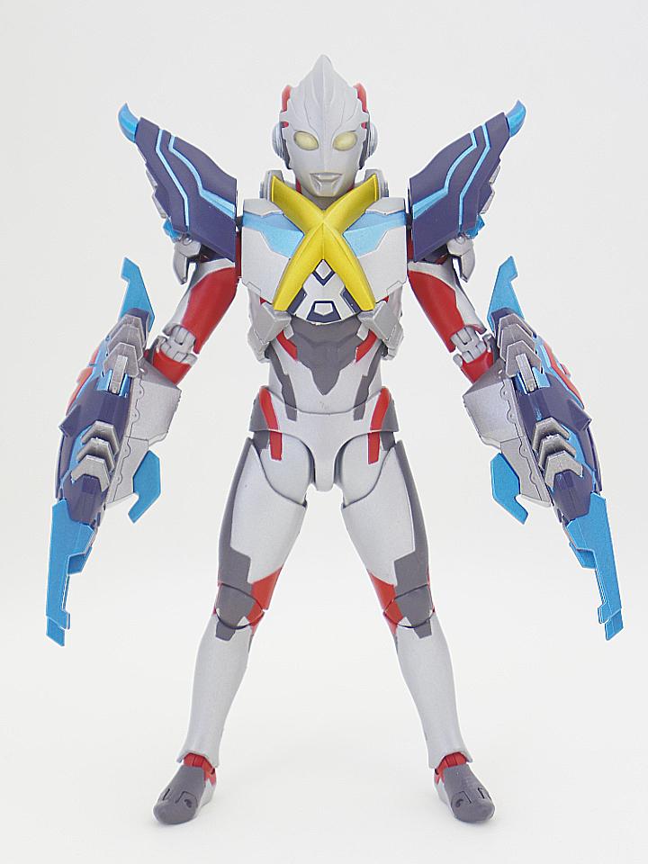 SHF ウルトラマンX30