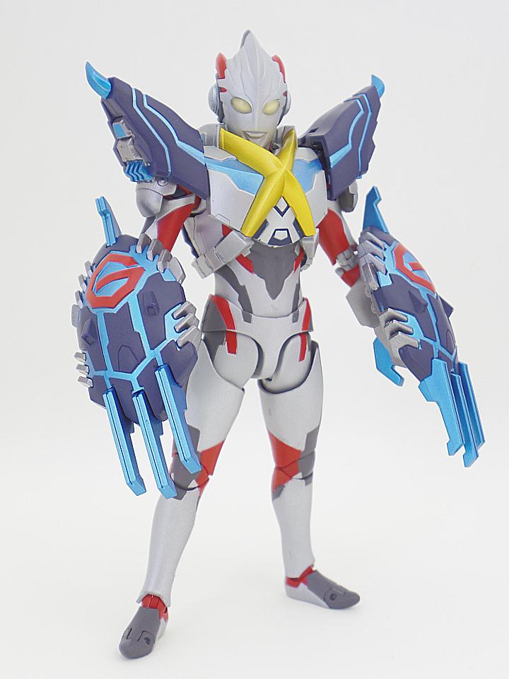 SHF ウルトラマンX52