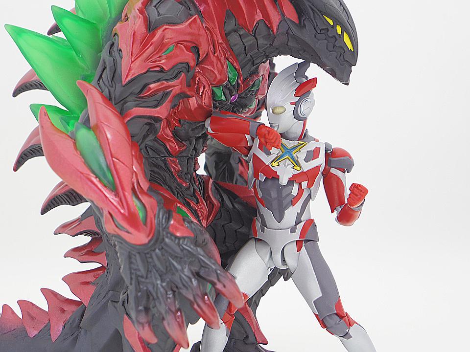 SHF ウルトラマンX46