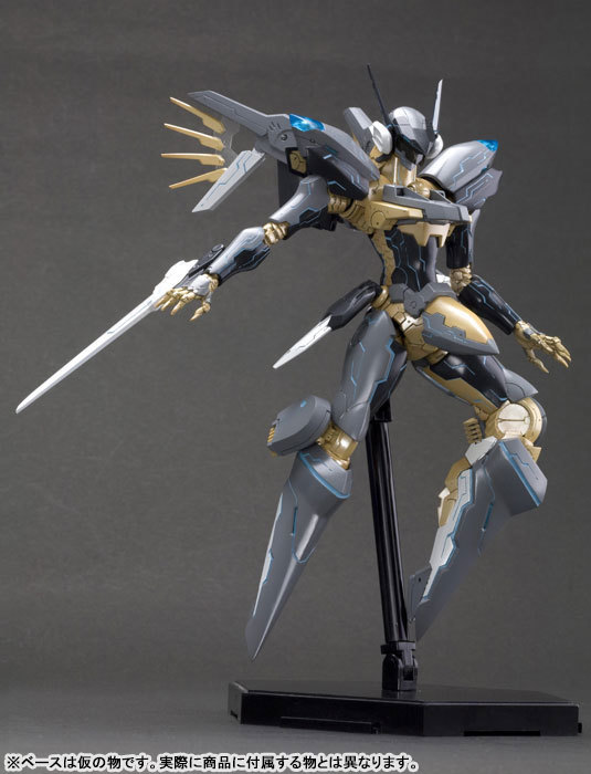 ANUBIS ZONE OF THE ENDERS ジェフティ プラモデルTOY-RBT-1833_01