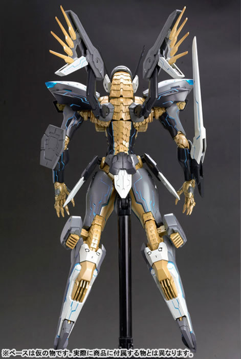 ANUBIS ZONE OF THE ENDERS ジェフティ プラモデルTOY-RBT-1833_03
