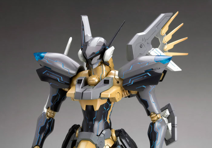 ANUBIS ZONE OF THE ENDERS ジェフティ プラモデルTOY-RBT-1833_05