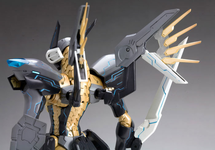 ANUBIS ZONE OF THE ENDERS ジェフティ プラモデルTOY-RBT-1833_06