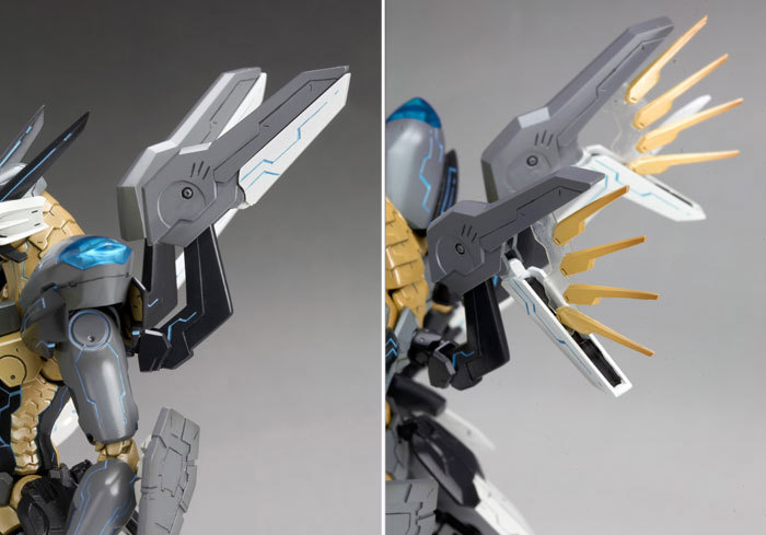 ANUBIS ZONE OF THE ENDERS ジェフティ プラモデルTOY-RBT-1833_07