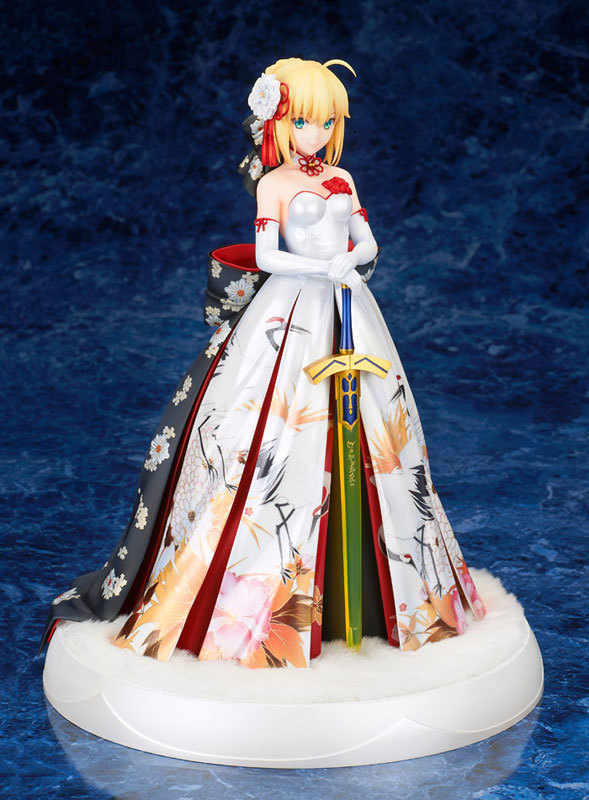 Fatestay night セイバー 着物FIGURE-039697_01