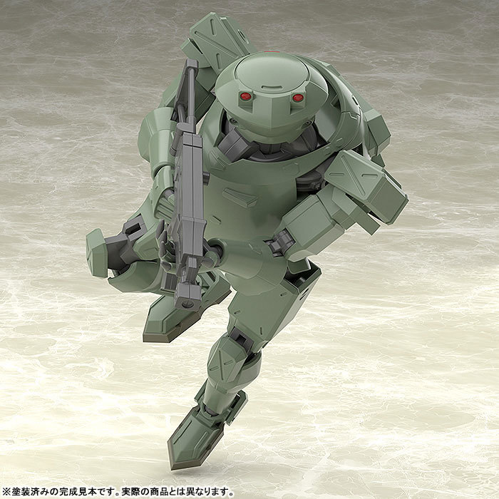 MODEROID フルメタル・パニック! Invisible Victory Rk-9192 サベージ(OLIVE) プラモデルTOY-RBT-4674_01