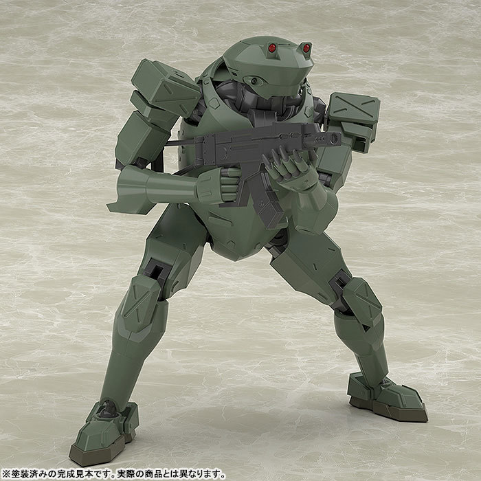 MODEROID フルメタル・パニック! Invisible Victory Rk-9192 サベージ(OLIVE) プラモデルTOY-RBT-4674_02