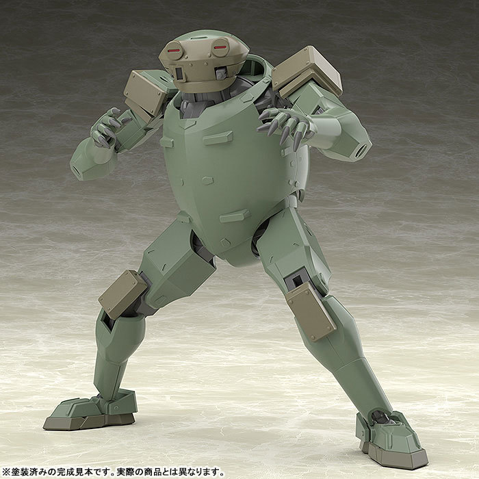 MODEROID フルメタル・パニック! Invisible Victory Rk-9192 サベージ(OLIVE) プラモデルTOY-RBT-4674_03