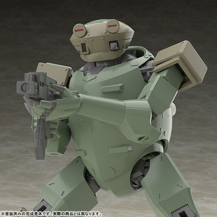MODEROID フルメタル・パニック! Invisible Victory Rk-9192 サベージ(OLIVE) プラモデルTOY-RBT-4674_04