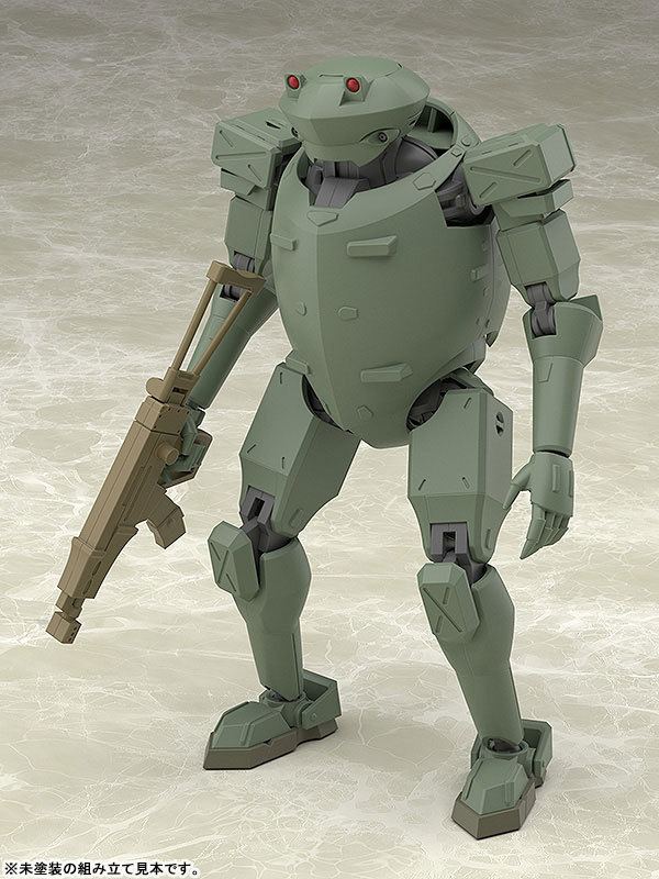 MODEROID フルメタル・パニック! Invisible Victory Rk-9192 サベージ(OLIVE) プラモデルTOY-RBT-4674_05
