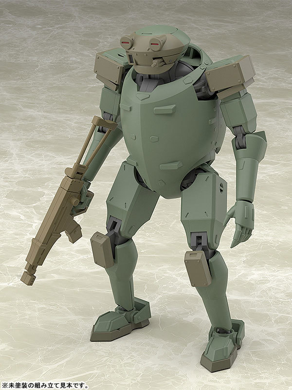 MODEROID フルメタル・パニック! Invisible Victory Rk-9192 サベージ(OLIVE) プラモデルTOY-RBT-4674_06