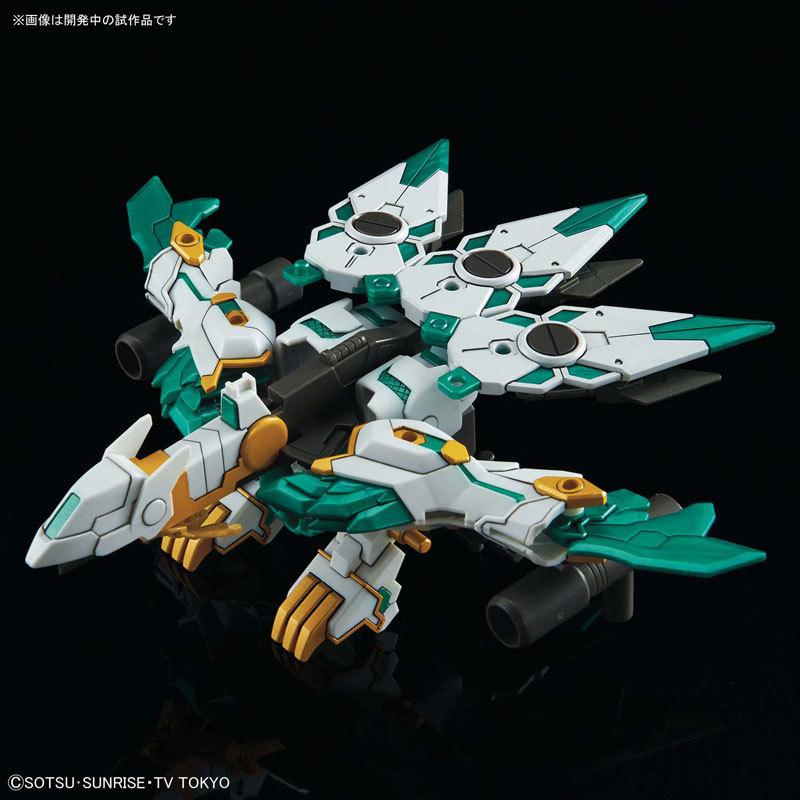 SDBD RX-零丸 神気結晶 プラモデルTOY-GDM-3933_03
