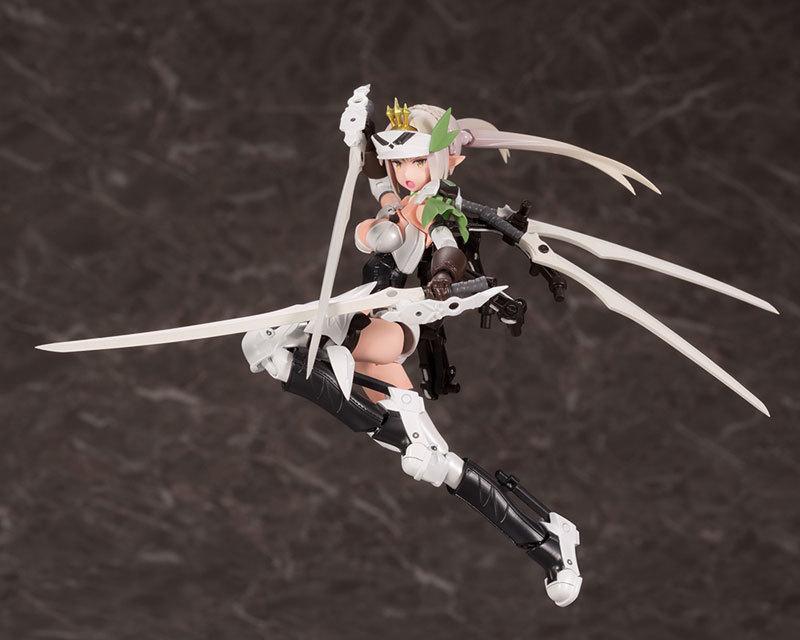 メガミデバイス コラボ 武装神姫 猟兵型エーデルワイスFIGURE-041885_01