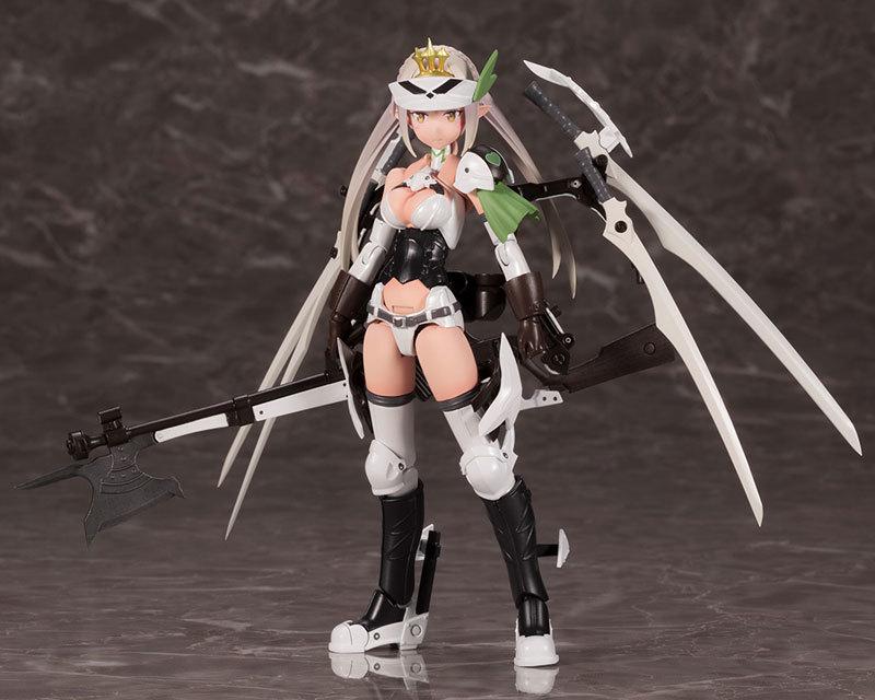 メガミデバイス コラボ 武装神姫 猟兵型エーデルワイスFIGURE-041885_02