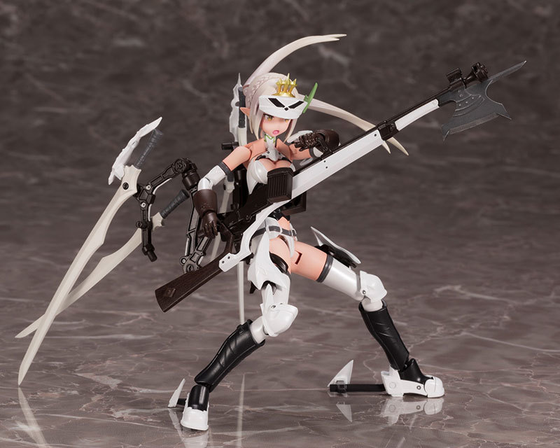 メガミデバイス コラボ 武装神姫 猟兵型エーデルワイスFIGURE-041885_06