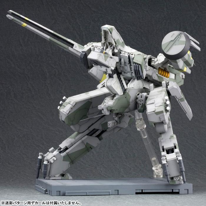 メタルギアソリッド メタルギア REX 1100 プラモデルTOY-RBT-3396_05