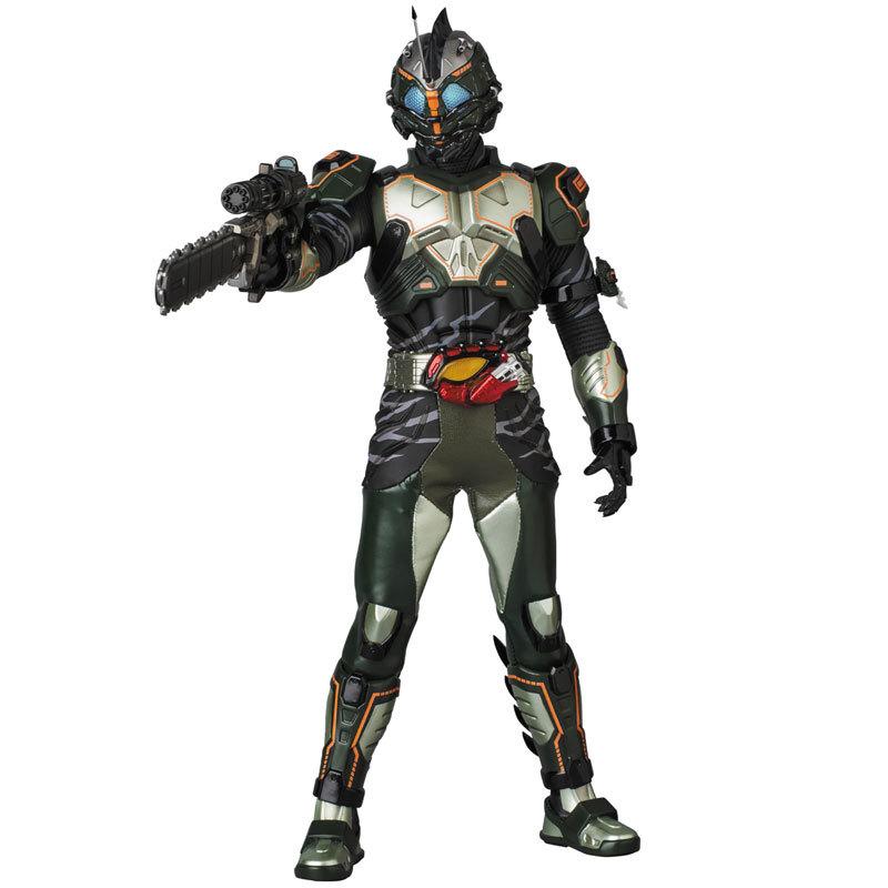 リアルアクションヒーローズ 仮面ライダーアマゾンネオアルファFIGURE-039461_01