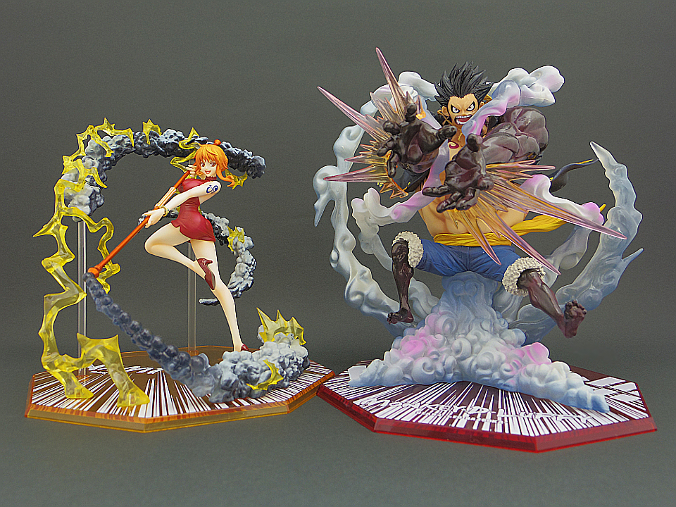 FZERO ルフィ 獅子バズーカ10