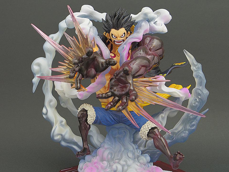 FZERO ルフィ 獅子バズーカ37