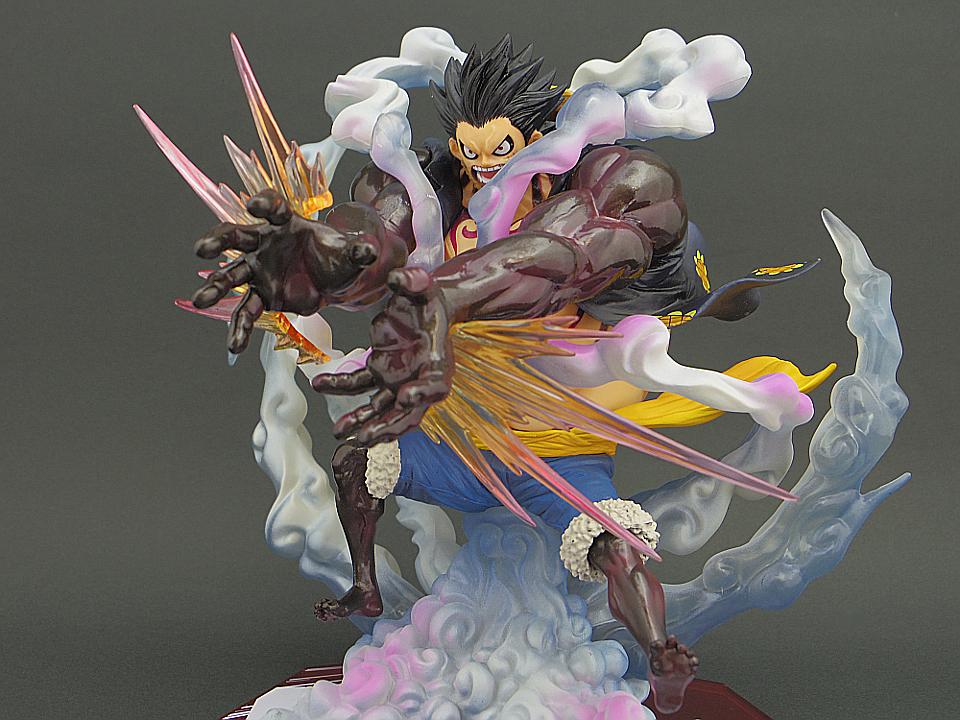 FZERO ルフィ 獅子バズーカ38
