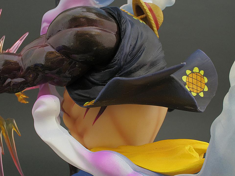FZERO ルフィ 獅子バズーカ21