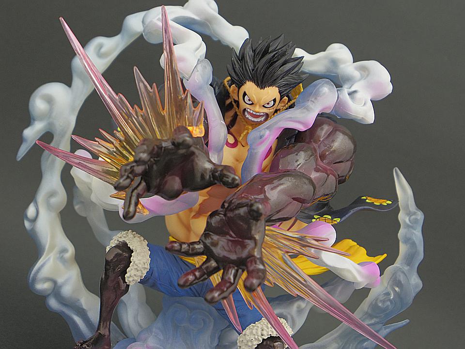 FZERO ルフィ 獅子バズーカ56