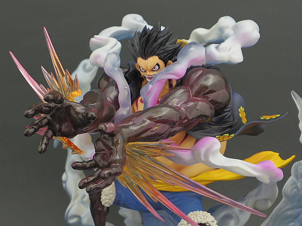 FZERO ルフィ 獅子バズーカ46