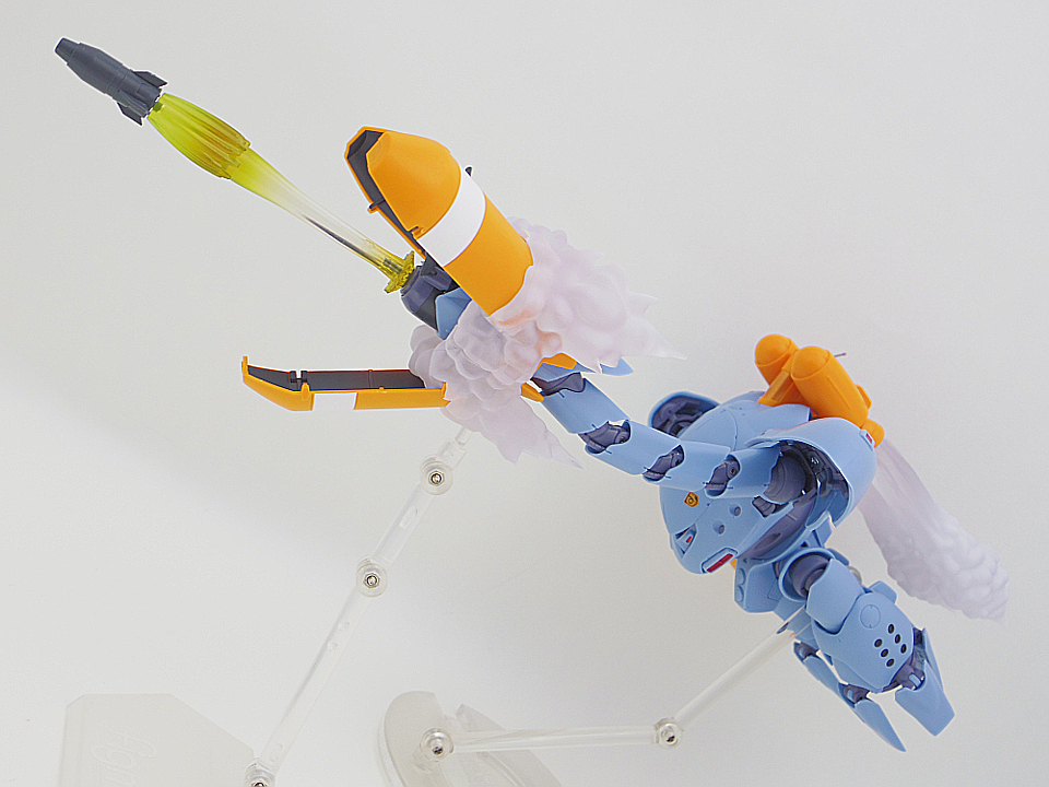 ROBOT魂 ハイゴッグ54