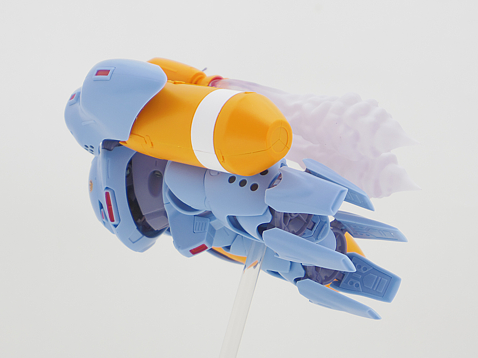 ROBOT魂 ハイゴッグ49