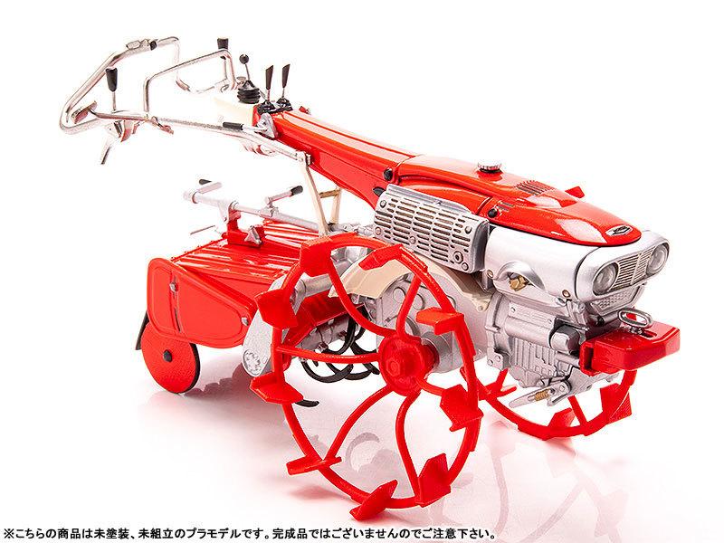 PLAMAX MF-28 minimum factory いなほ with ホンダ耕耘機F90FIGURE-042541_06