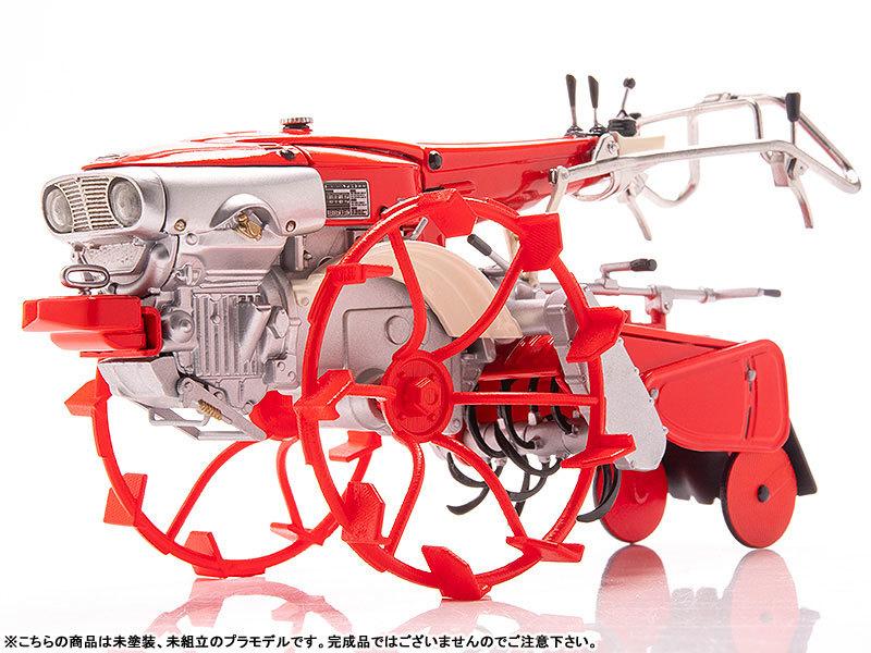 PLAMAX MF-28 minimum factory いなほ with ホンダ耕耘機F90FIGURE-042541_07