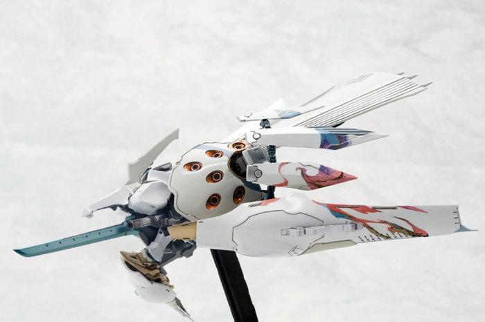 斑鳩 飛鉄塊 銀鶏[白] プラモデルTOY-SCL2-12486_07