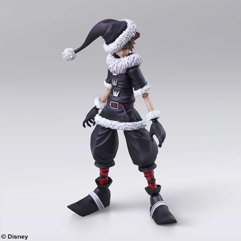 BRING ARTS KINGDOM HEARTS II ソラ クリスマスタウンVFIGURE-042519_01
