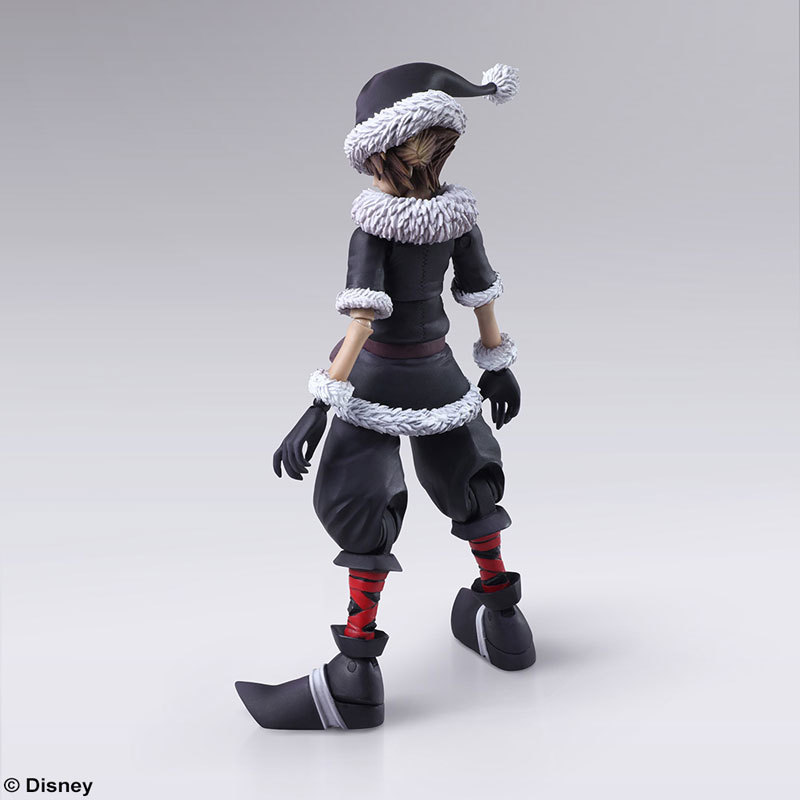 BRING ARTS KINGDOM HEARTS II ソラ クリスマスタウンVFIGURE-042519_02