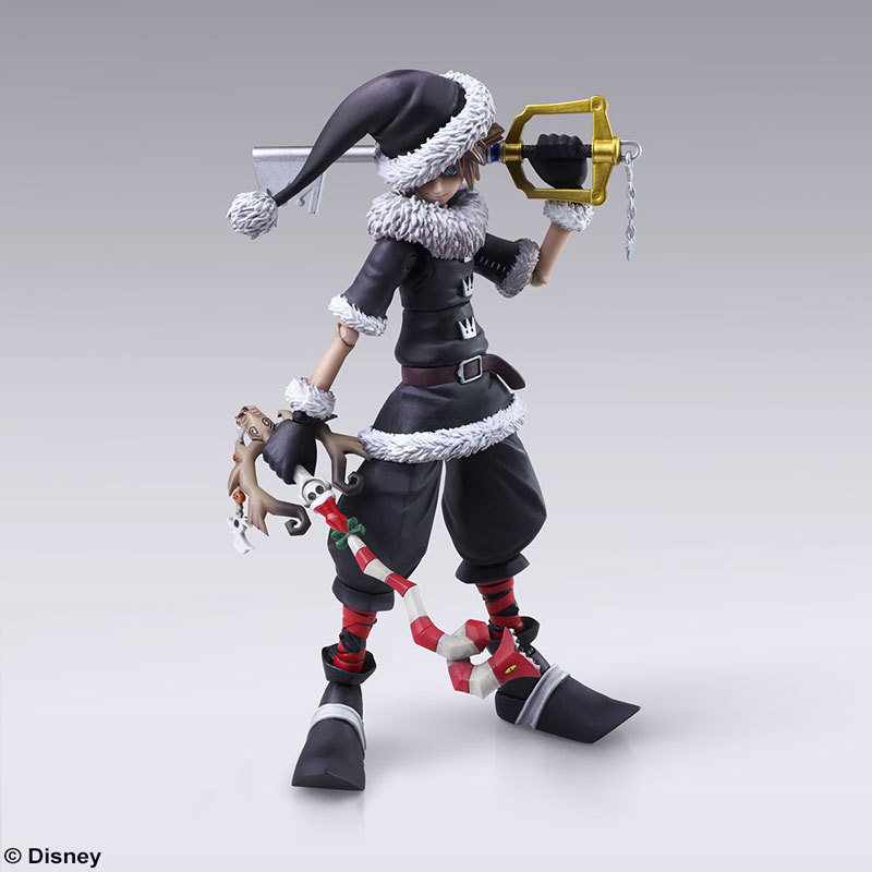 BRING ARTS KINGDOM HEARTS II ソラ クリスマスタウンVFIGURE-042519_03