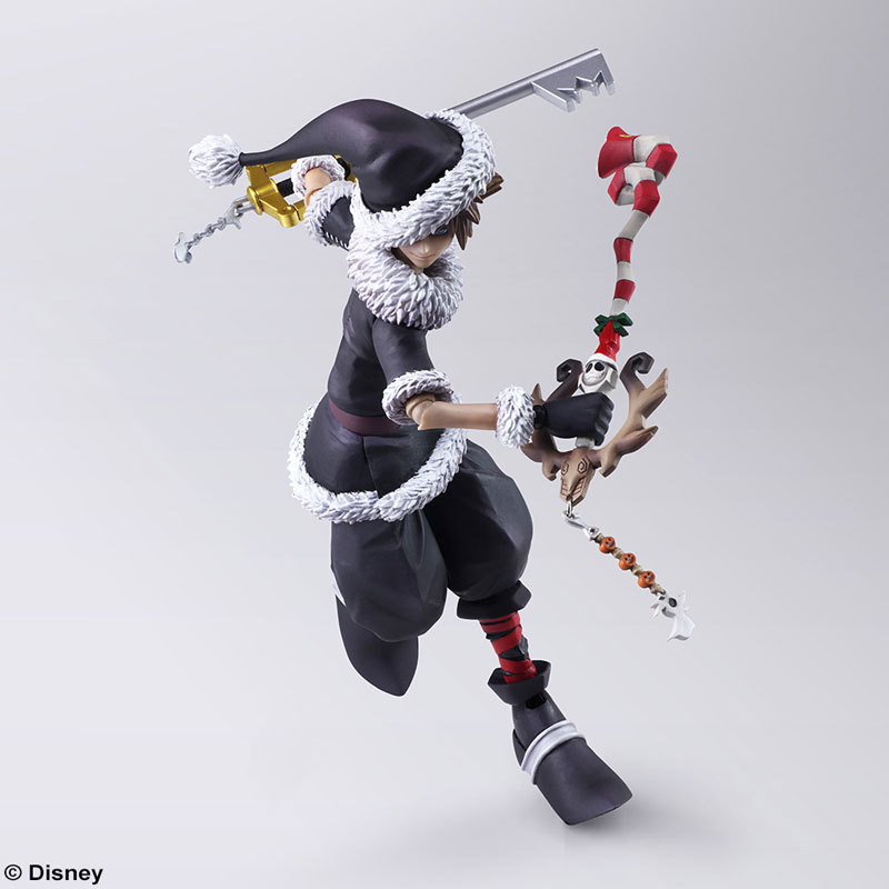 BRING ARTS KINGDOM HEARTS II ソラ クリスマスタウンVFIGURE-042519_06
