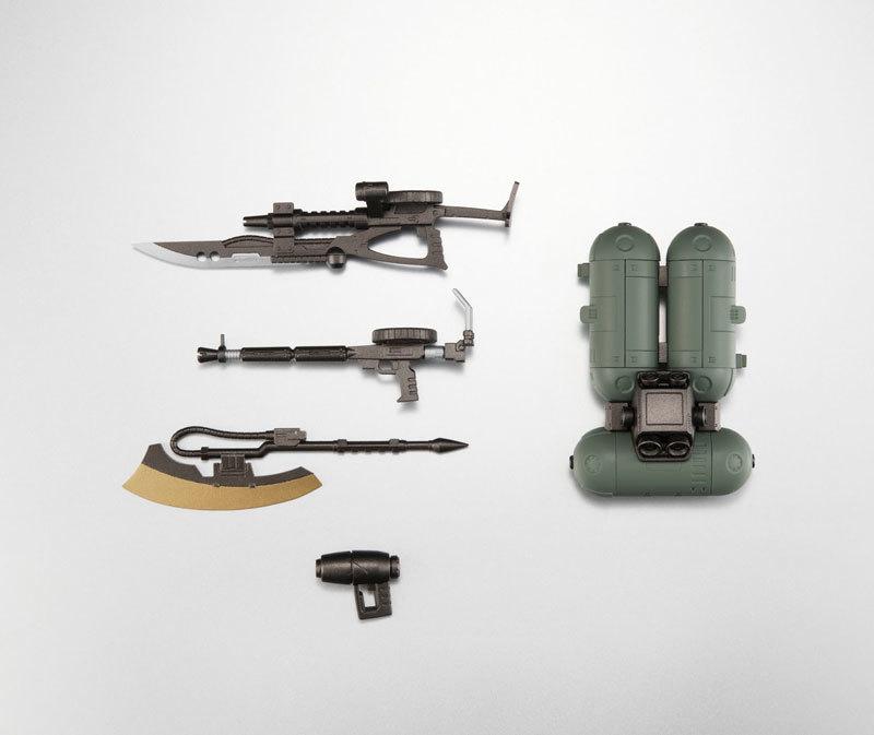 ROBOT魂 〈SIDE MS〉 ジオン軍武器セットFIGURE-043789_02