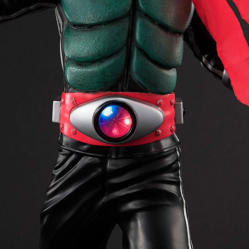 Ultimate Article 仮面ライダー 新1号 完成品フィギュアFIGURE-042517_02