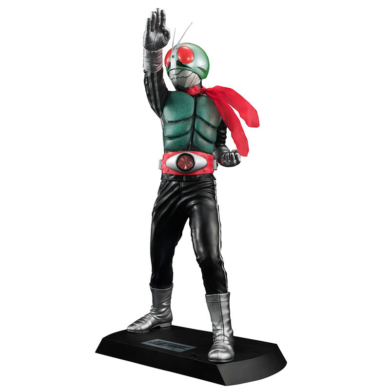 Ultimate Article 仮面ライダー 新1号 完成品フィギュアFIGURE-042517_04