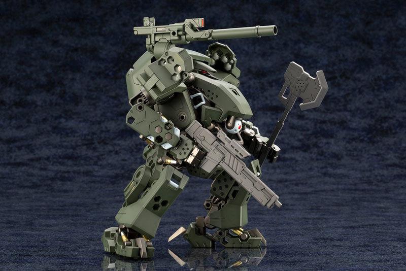 ヘキサギア 124 バルクアームα 密林戦仕様 キットブロックTOY-RBT-4709_02