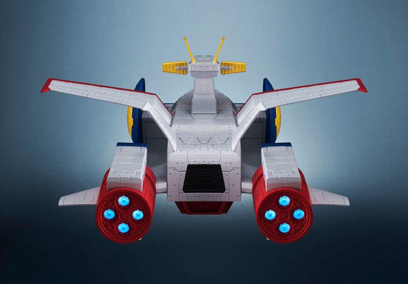 輝艦大全 11700ペガサス級強襲揚陸艦2番艦 ホワイトベースFIGURE-043790_04
